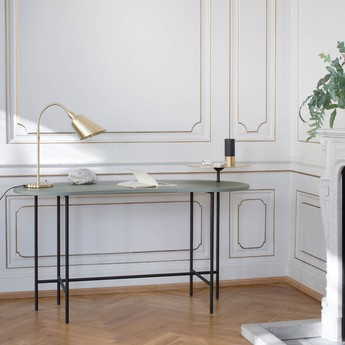 Lampe a poser bellevue laiton h42cm andtradition normal