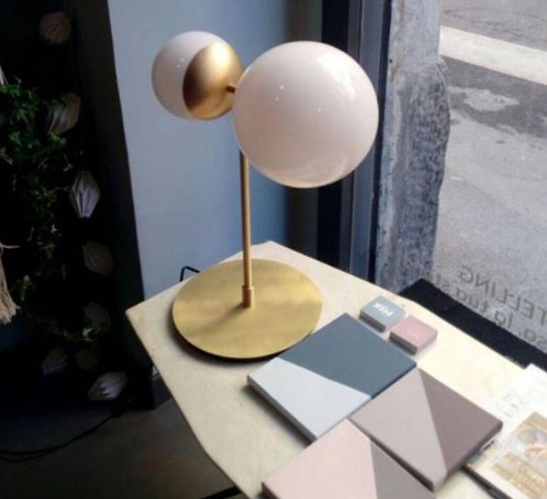 Biba lorenza bozzoli lampe a poser table lamp  tato italia tbi300 1340  design signed nedgis 62935 product