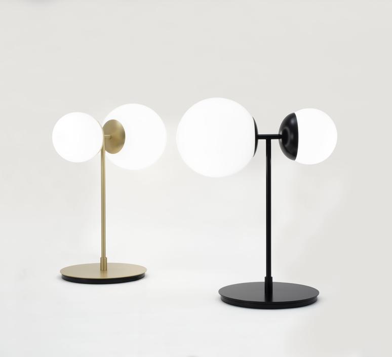 Biba lorenza bozzoli lampe a poser table lamp  tato italia tbi300 3540  design signed nedgis 62931 product