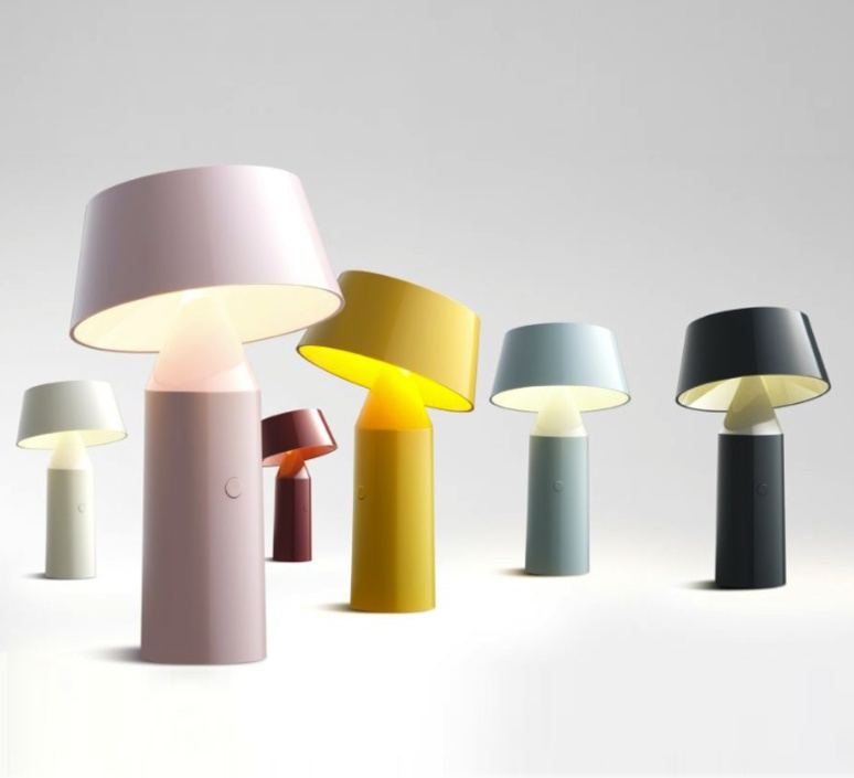 Bicoca christophe mathieu lampe a poser table lamp  marset a680 001  design signed 35019 product