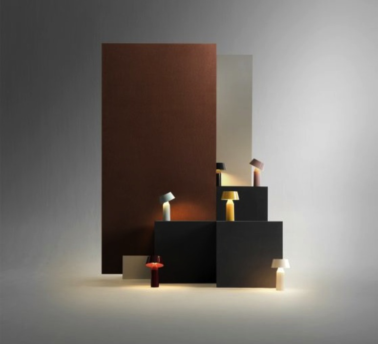 Bicoca christophe mathieu lampe a poser table lamp  marset a680 001  design signed 35020 product