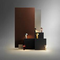 Bicoca christophe mathieu lampe a poser table lamp  marset a680 001  design signed 35020 thumb