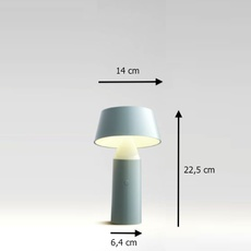 Bicoca christophe mathieu lampe a poser table lamp  marset a680 006  design signed 35040 thumb
