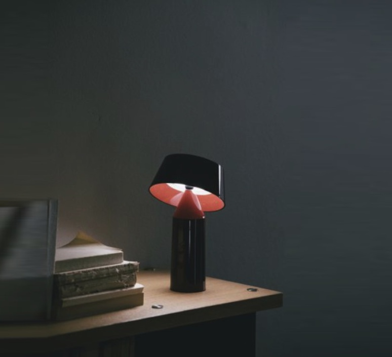 Bicoca christophe mathieu lampe a poser table lamp  marset a680 003  design signed 35026 product