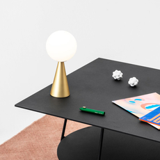 Bilia gio ponti lampe a poser table lamp  fontanaarte f247400150tbne  design signed nedgis 79001 thumb