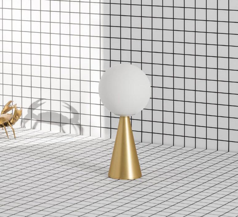 Bilia gio ponti lampe a poser table lamp  fontanaarte f247400150tbne  design signed nedgis 79049 product