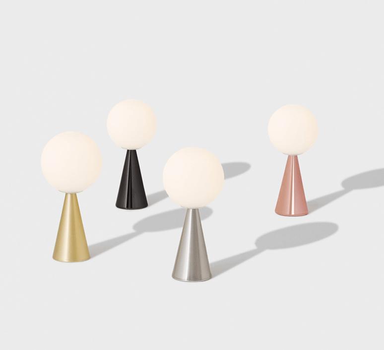 Bilia gio ponti lampe a poser table lamp  fontanaarte f247400150kbne  design signed nedgis 79044 product