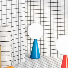 Bilia gio ponti lampe a poser table lamp  fontanaarte f247400150blne  design signed nedgis 79046 thumb