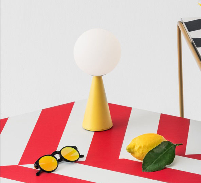 Bilia gio ponti lampe a poser table lamp  fontanaarte f247400150gine  design signed nedgis 79045 product