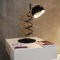 Billy studio delightfull delightfull table billy black gold luminaire lighting design signed 25643 thumb