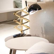 Billy studio delightfull delightfull table billy black gold luminaire lighting design signed 25645 thumb