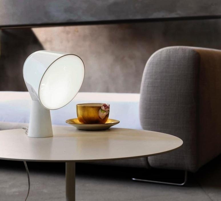 Binic ionna vautrin lampe a poser table lamp  foscarini 200001 10  design signed nedgis 91188 product