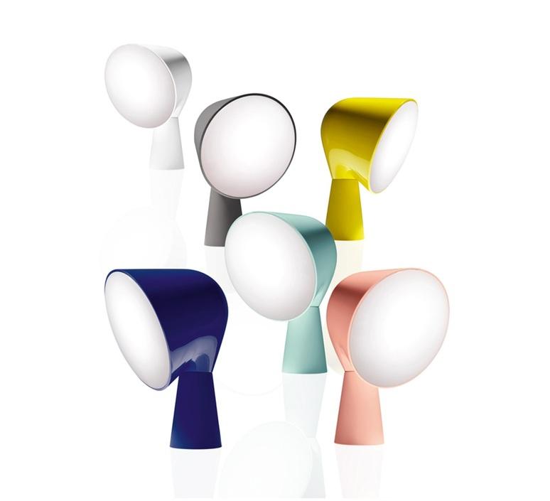 Binic ionna vautrin lampe a poser table lamp  foscarini 200001 55  design signed nedgis 91154 product
