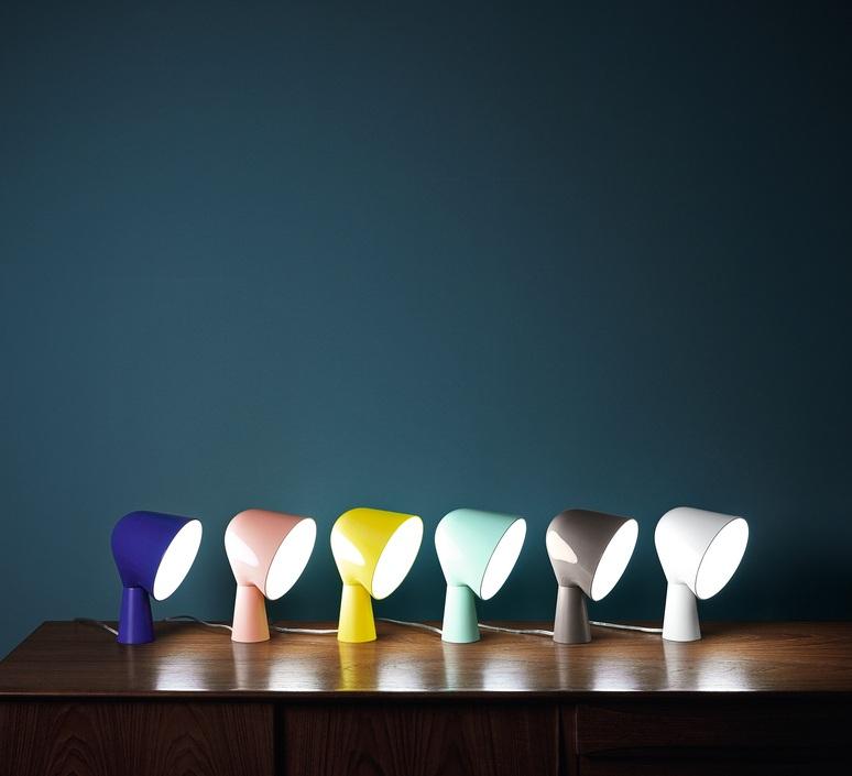 Binic ionna vautrin lampe a poser table lamp  foscarini 200001 42  design signed nedgis 91141 product