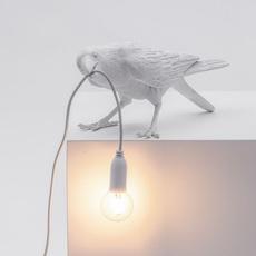 Bird corbeau playing marcantonio raimondi malerba lampe a poser table lamp  seletti 14733  design signed nedgis 97111 thumb