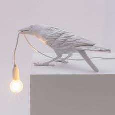 Bird corbeau playing marcantonio raimondi malerba lampe a poser table lamp  seletti 14733  design signed nedgis 97112 thumb