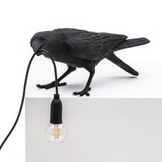 Bird corbeau playing marcantonio raimondi malerba lampe a poser table lamp  seletti 14736  design signed nedgis 97099 thumb