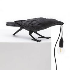 Bird corbeau playing marcantonio raimondi malerba lampe a poser table lamp  seletti 14736  design signed nedgis 97102 thumb