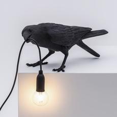 Bird corbeau playing marcantonio raimondi malerba lampe a poser table lamp  seletti 14736  design signed nedgis 97103 thumb