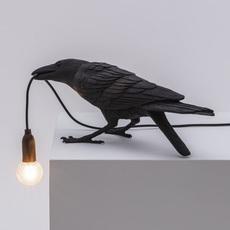 Bird corbeau playing marcantonio raimondi malerba lampe a poser table lamp  seletti 14736  design signed nedgis 97105 thumb