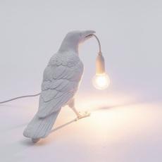 Bird corbeau waiting marcantonio raimondi malerba lampe a poser table lamp  seletti 14732  design signed nedgis 97139 thumb