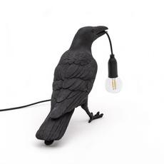 Bird corbeau waiting marcantonio raimondi malerba lampe a poser table lamp  seletti 14735  design signed nedgis 97118 thumb