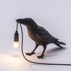Bird corbeau waiting marcantonio raimondi malerba lampe a poser table lamp  seletti 14735  design signed nedgis 97121 thumb