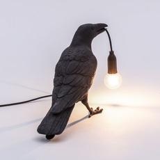 Bird corbeau waiting marcantonio raimondi malerba lampe a poser table lamp  seletti 14735  design signed nedgis 97122 thumb
