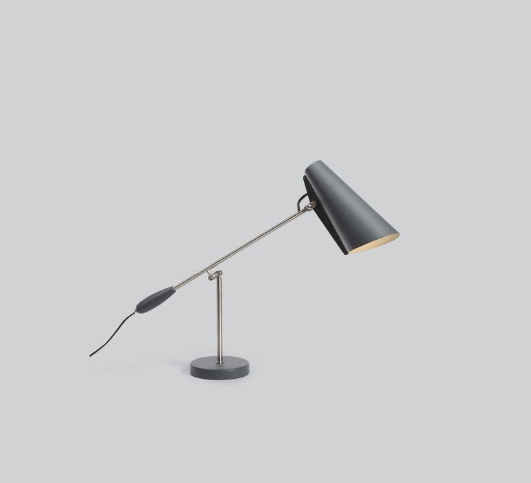 Birdy birger dahl northern lighting birdy table black brass luminaire lighting design signed 25488 product