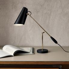 Birdy birger dahl northern lighting birdy table black brass luminaire lighting design signed 18602 thumb