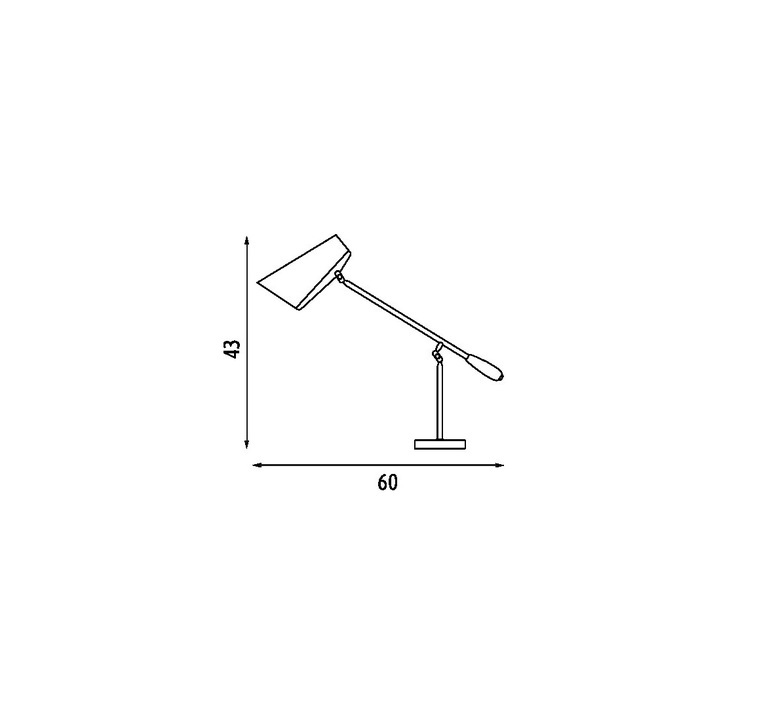 Birdy birger dahl northern lighting birdy table black brass luminaire lighting design signed 24410 product