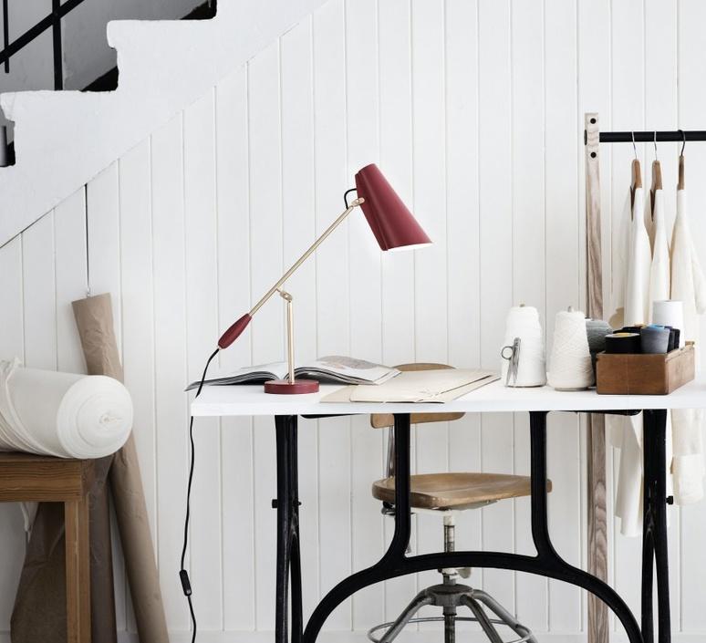 Birdy birger dahl northern lighting birdy table black brass luminaire lighting design signed 24606 product