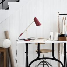 Birdy birger dahl northern lighting birdy table black brass luminaire lighting design signed 24606 thumb