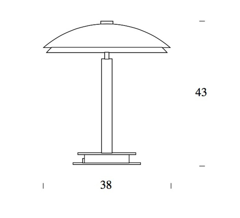 Bis ufficio tecnico fontanaarte 2280 bis luminaire lighting design signed 19855 product
