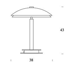 Bis ufficio tecnico fontanaarte 2280 bis luminaire lighting design signed 19855 thumb