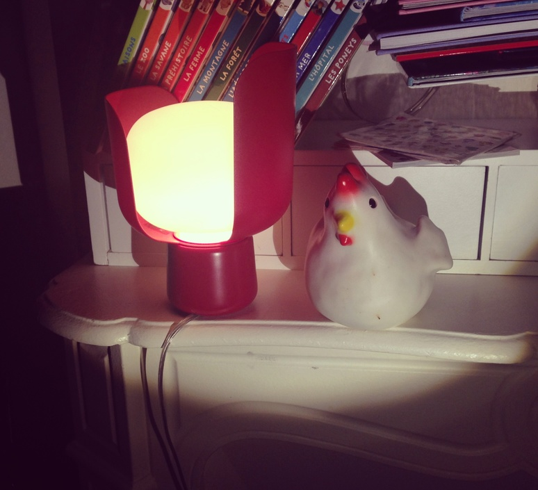 Lampe Blom, FontanaArte