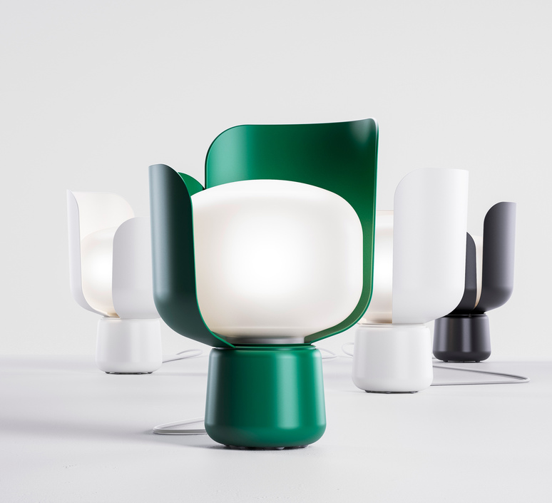 Blom andreas engesvik lampe a poser table lamp  fontana arte 4253v2  design signed 50277 product