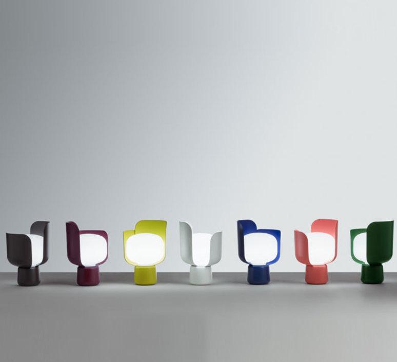 Blom andreas engesvik lampe a poser table lamp  fontana arte 4253vi  design signed 50293 product