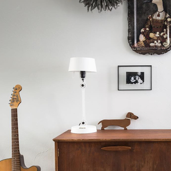 Lampe a poser bolt blanc 0o22cm h39cm tonone normal