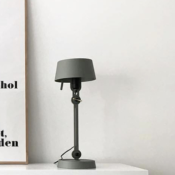 Lampe a poser bolt vert 0o22cm h39cm tonone normal
