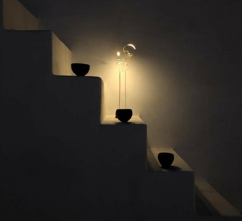 Boucle eric de dormael lampe a poser table lamp  dcw boucle  design signed nedgis 103783 product