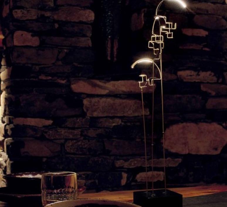 Boucle eric de dormael lampe a poser table lamp  dcw boucle  design signed nedgis 73778 product