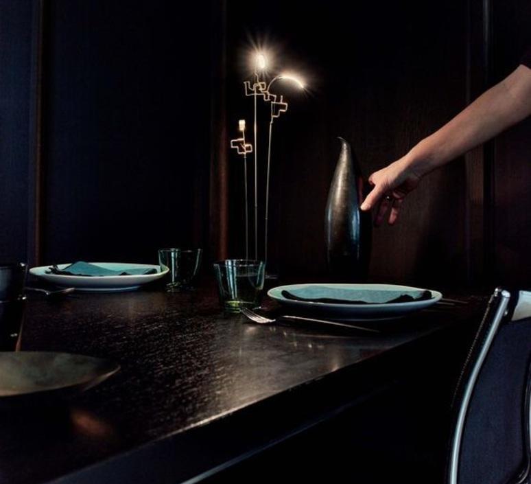 Boucle eric de dormael lampe a poser table lamp  dcw boucle  design signed nedgis 73779 product