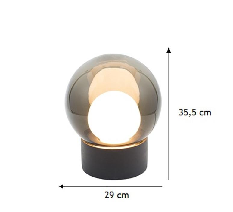 Boule small sebastian herkner pulpo 4600gws luminaire lighting design signed 25403 product