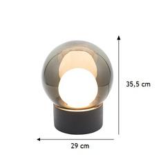 Boule small sebastian herkner pulpo 4600gws luminaire lighting design signed 25403 thumb