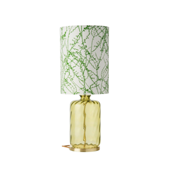 Lampe a poser branches vert o30cm h92cm ebb and flow normal