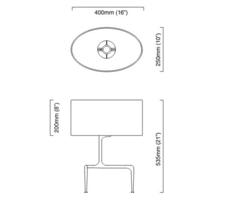 Braque chris et clare turner lampe a poser table lamp  cto lighting cto 03 025 0004  design signed nedgis 63913 product