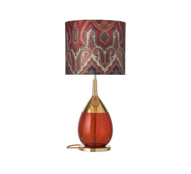 Brocade  lampe a poser table lamp  ebb and flow ba101016 sh101031t  design signed 39630 product