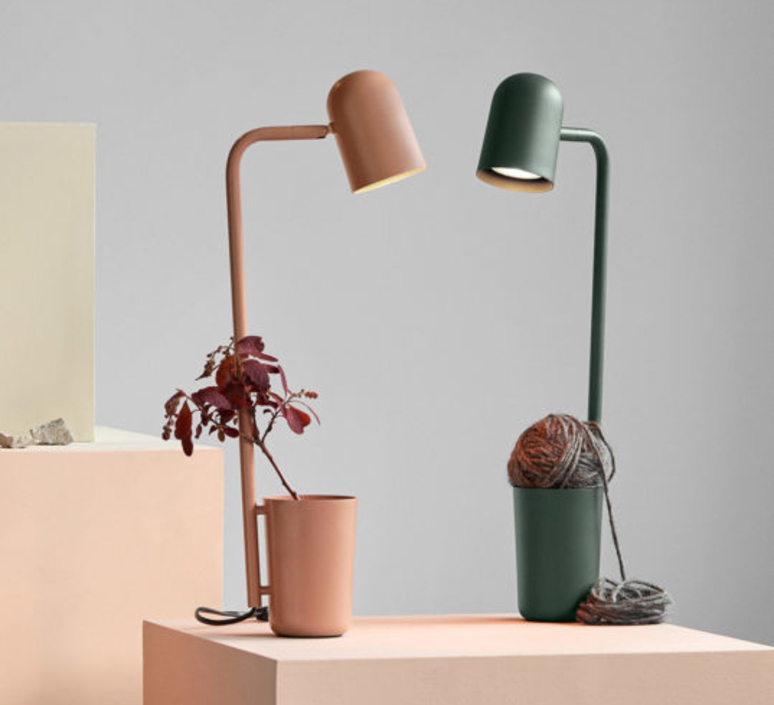 Buddy mads saetter lassen lampe a poser table lamp  northern 238  design signed nedgis 76739 product
