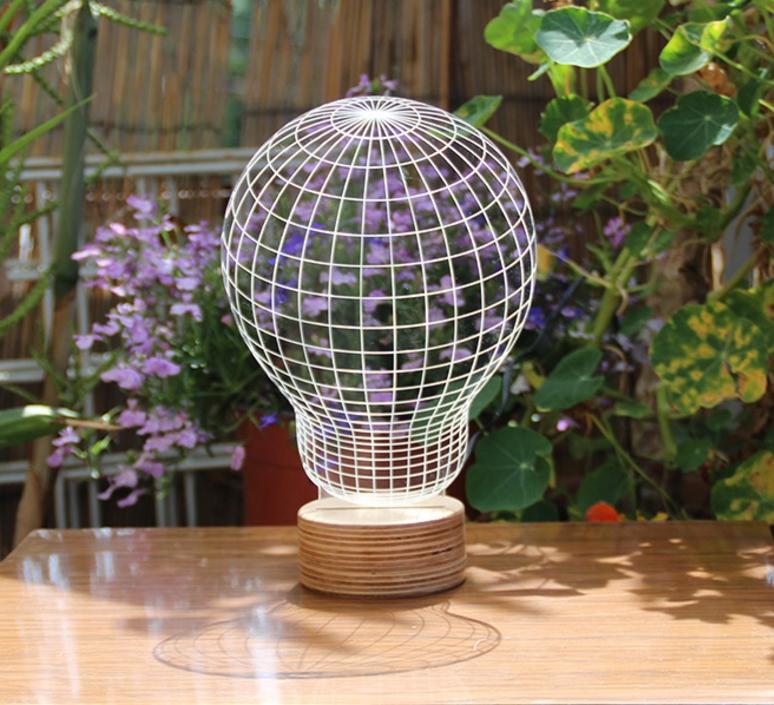 Bulbing nir chehanowski studio cheha 1640 b luminaire lighting design signed 27885 product